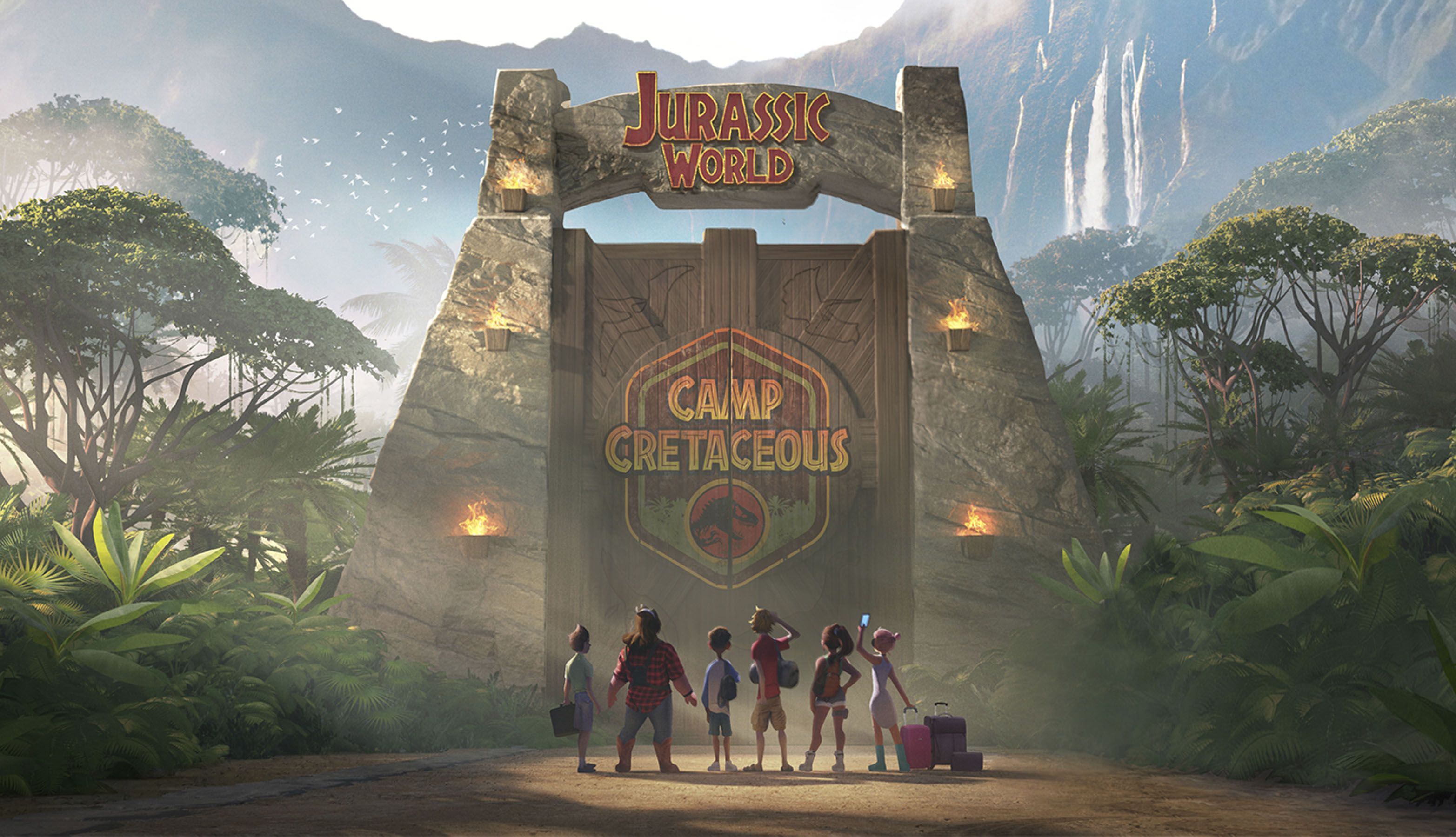 Camp Cretaceous is good fun and meant for those who still have a bit of kid at heart. It's an enjoyable mix of popcorn movie and chocolate-cereal cartoon.