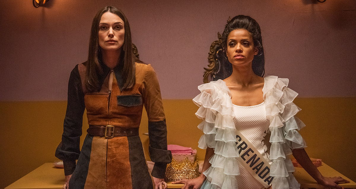 Misbehaviour emerges as one of the biggest winners of the fall, crowned in glory and ready to take on the world as an inspirational and entertaining film.