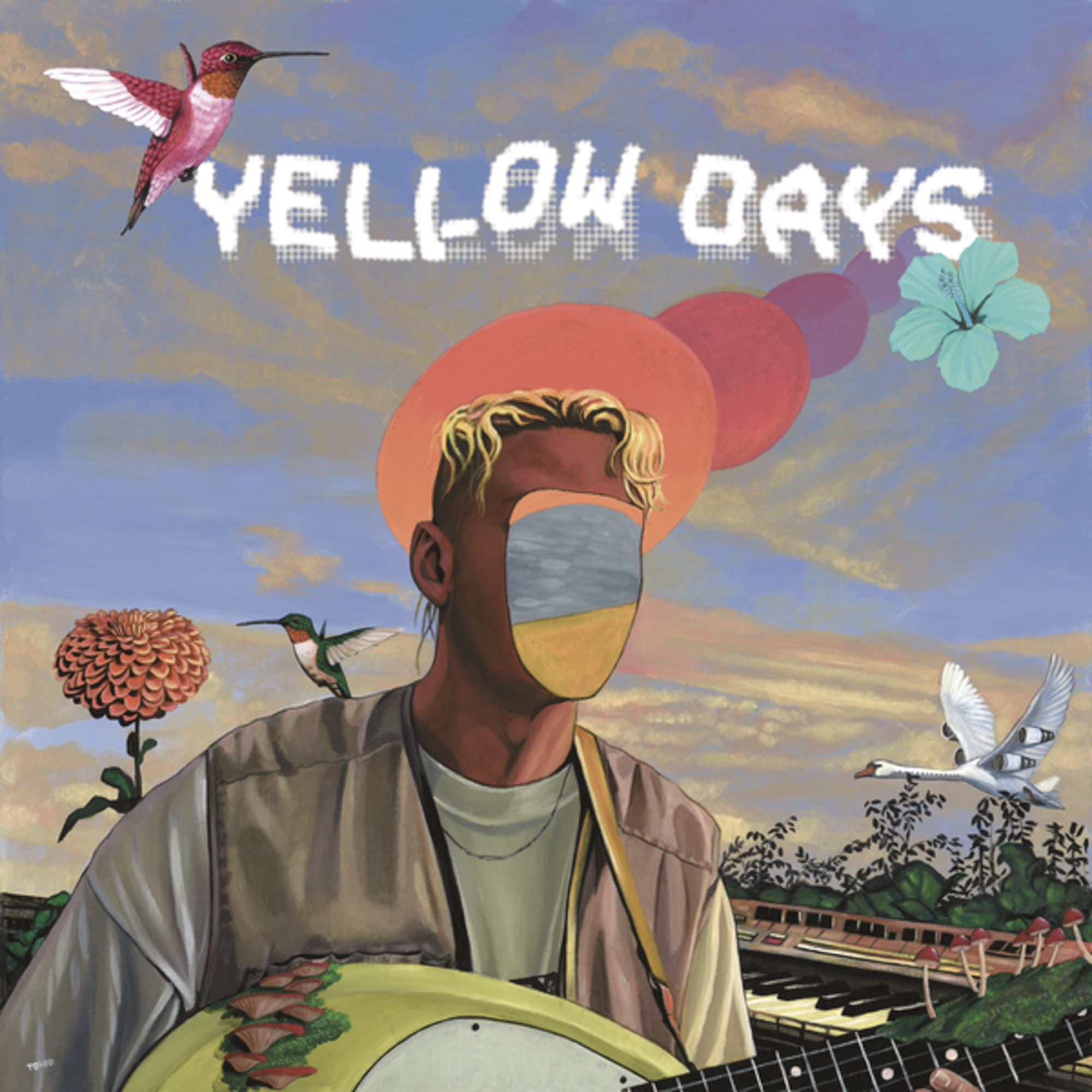 Yellow Days | A Day in a Yellow Beat | Columbia Records