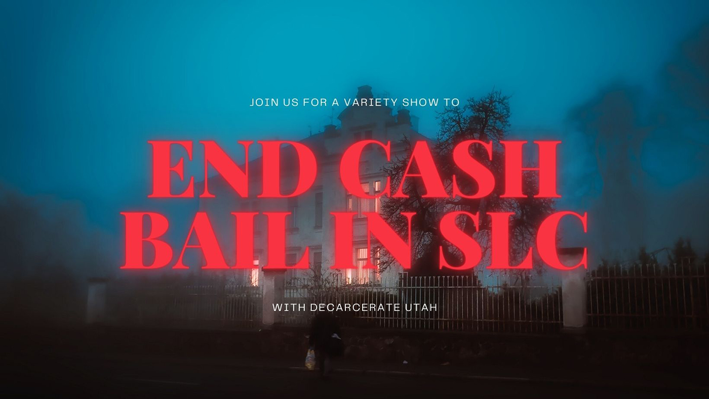 In an effort to raise money for local bail funds, Salt Lake Community Bail Fund is hosting a Virtual Halloween Variety Show and auction.