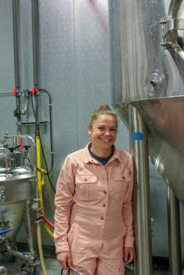 Uinta Brewing Co.'s Lauren Lerch