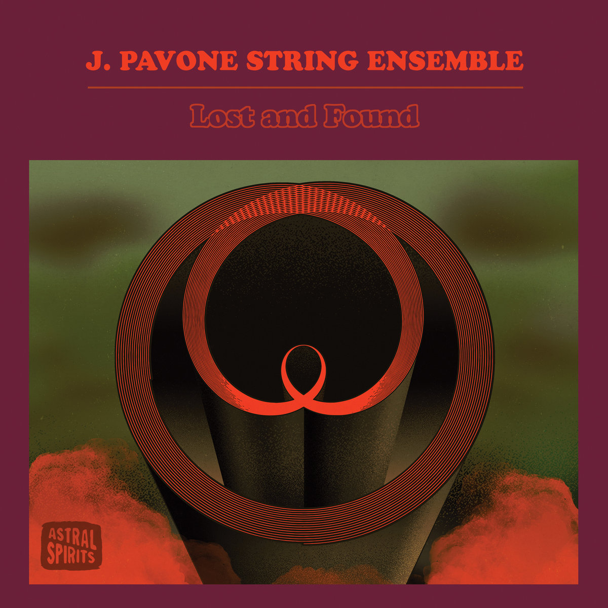 J. Pavone String Ensemble | Lost and Found | Astral Spirits