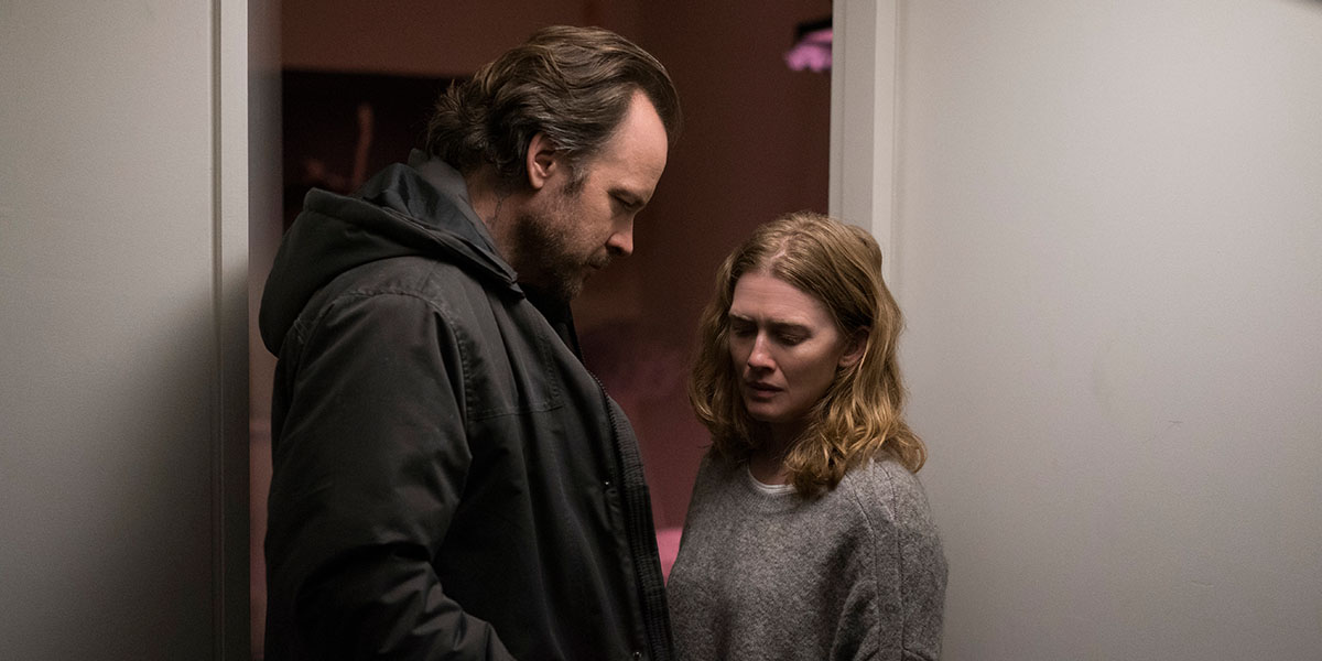 The Lieis a middle-of-the-road thriller, but there's just enough in it to get you thinking, and it might even provoke a little soul searching.