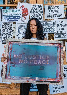 Hannah Kim of Local Propagandists