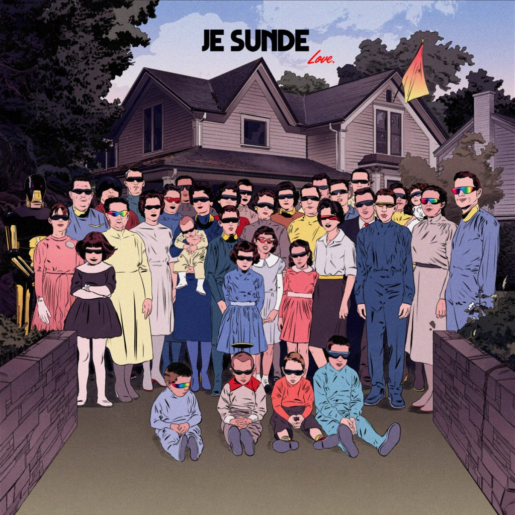 Review: J.E. Sunde – 9 Songs About Love