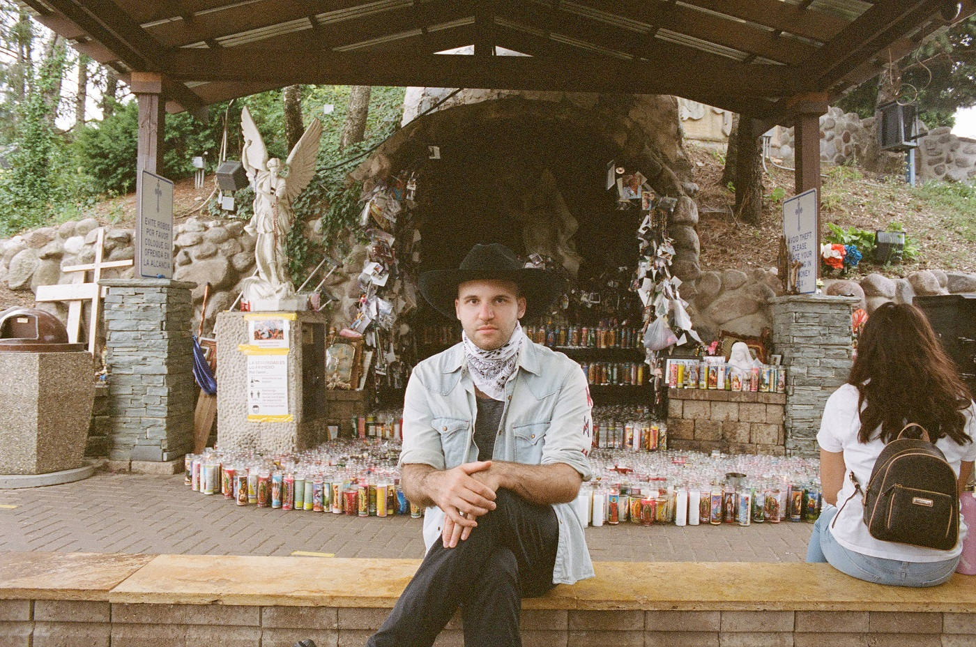 On Sand Like Stardust, Jordan Reyes reframes the myths of the American cowboy and charts a musical journey set to the cycles of rebirth.