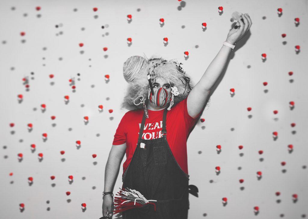 Bold & Beautiful – SLUG LGBTQ+: The Stunning Space Clown Luna Slipstream