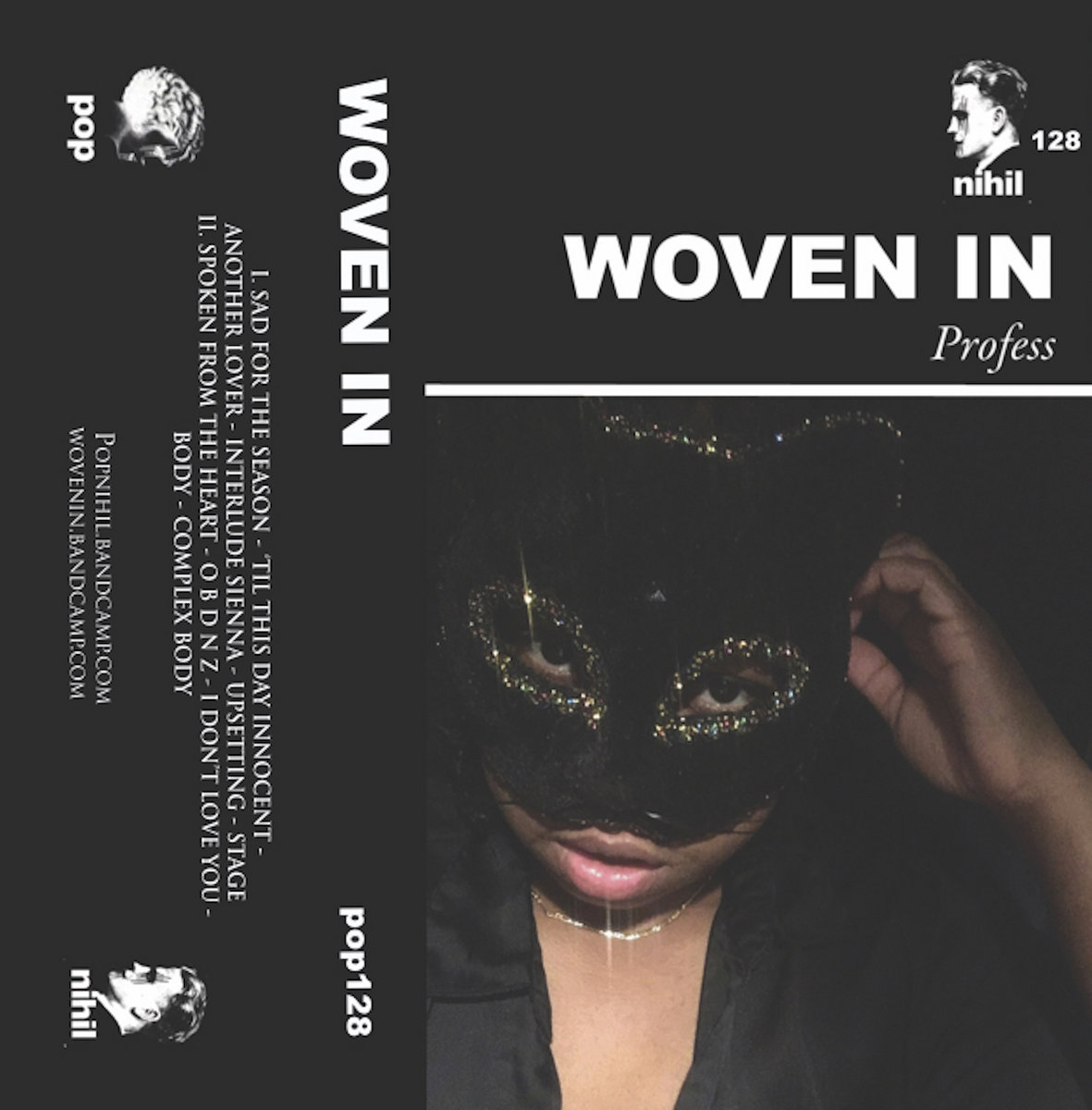 Woven In | Profess | Grimalkin Records
