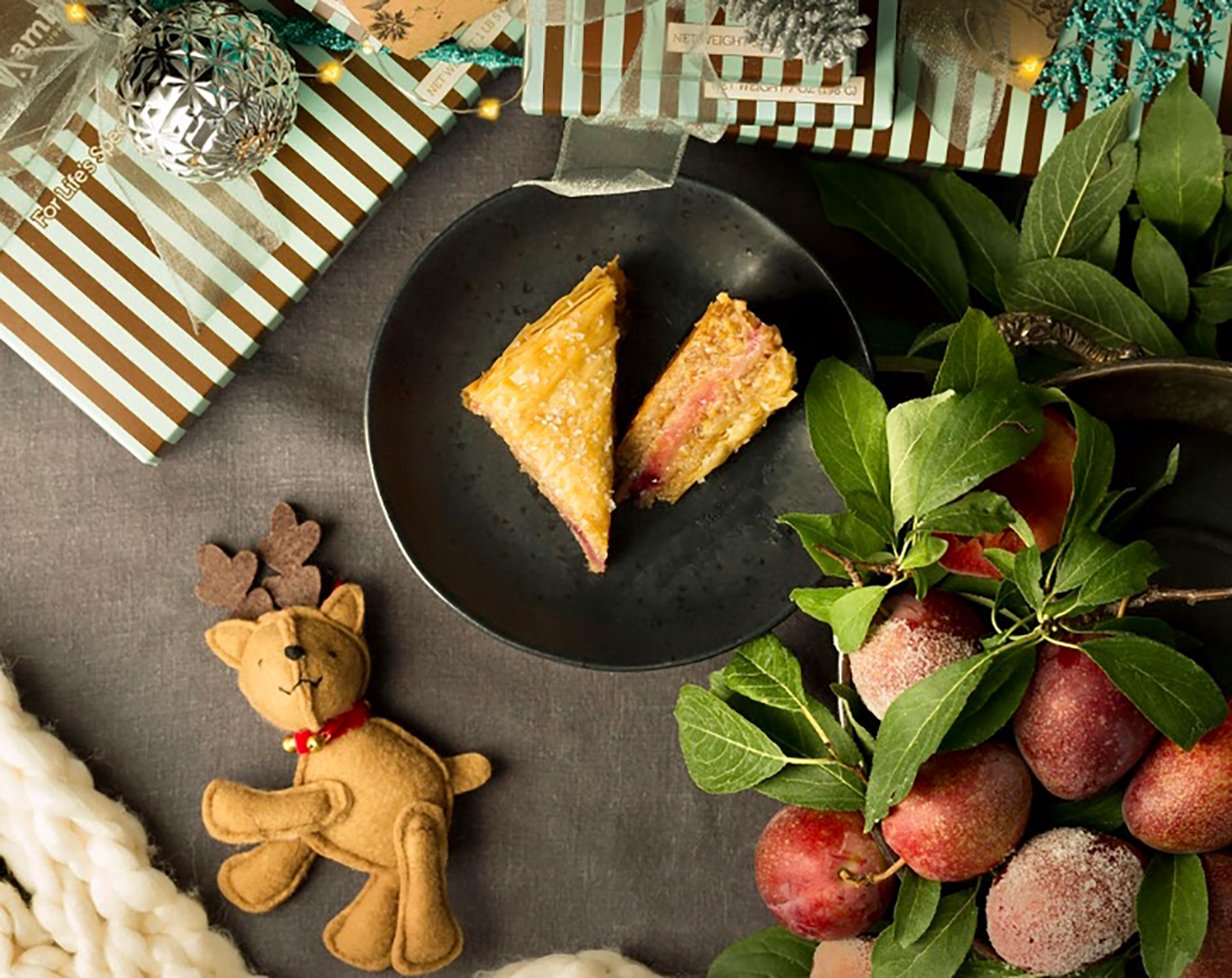 Sheer Ambrosia baklava is sweet and succulent, a winning combination of flaky pastry and stunning fillings.