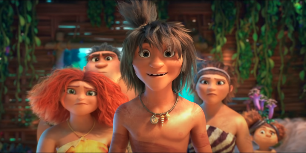 Film Review: The Croods: A New Age