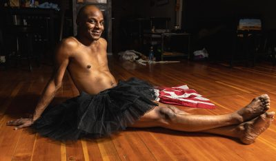 """""""I hope that dancers/artists from multiple races, genders, sexualities and abilities feel affirmed and seen in my work."""""""