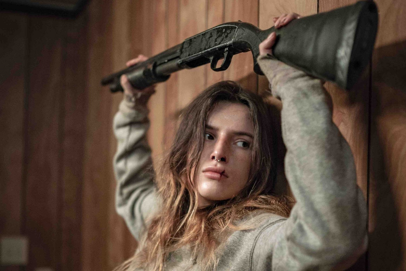 Girl is a lurid, pulpy and shockingly lazy exploitation flick, and it's a flimsy and inept attempt at schlocky '70s grindhouse cinema.