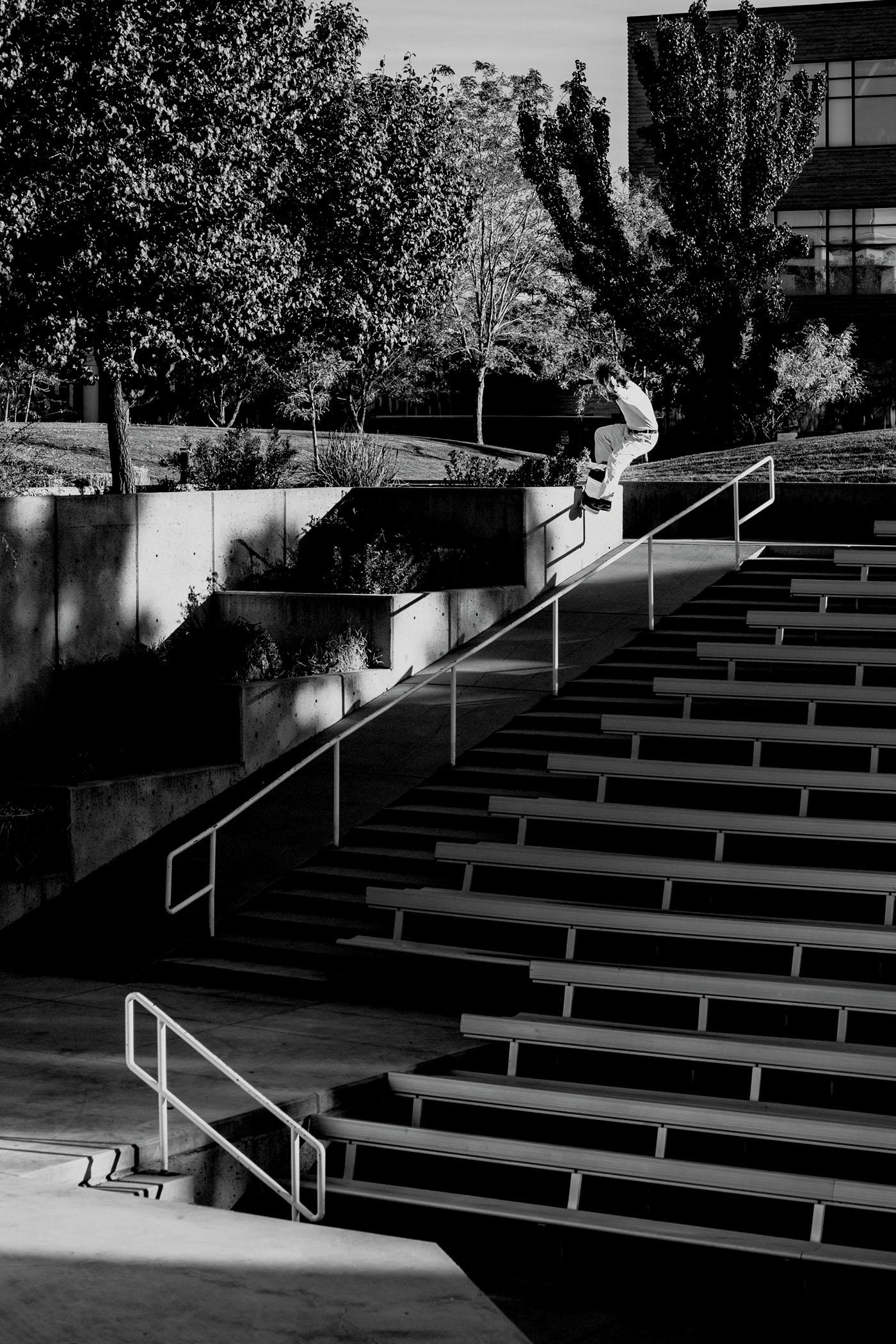 Isaiah Sanchez – Front Smith – Taylorsville, Utah. Photo: @cavisual