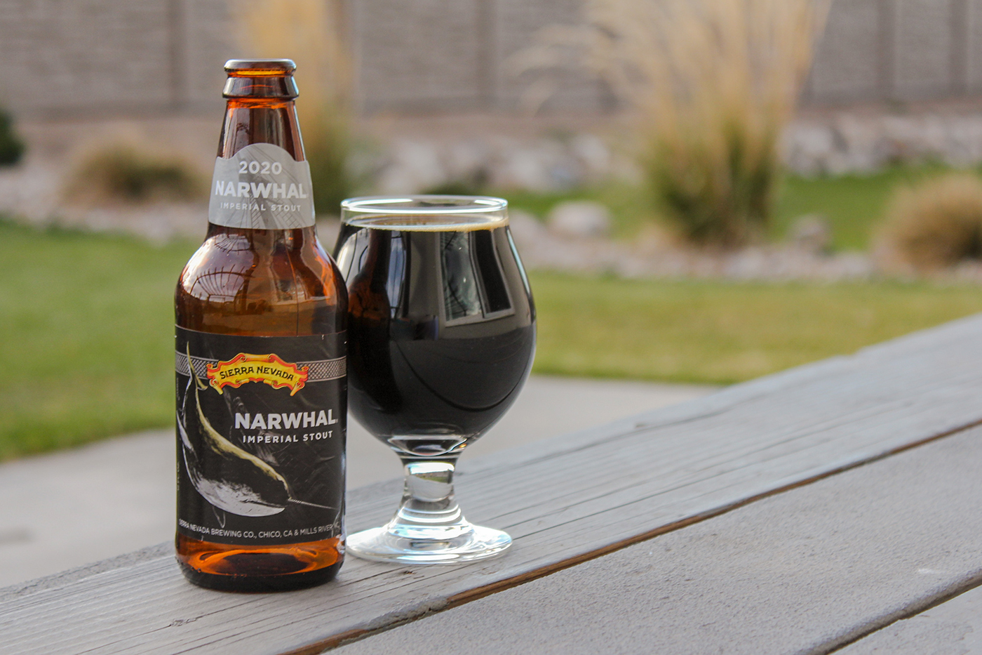 """When it comes to """"stout season,"""" Sierra Nevada's annual release of their Narwhal imperial stout is something we like to pick up every year."""