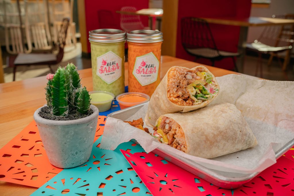 Eating Fast, Casually and Deliciously at Real Taqueria