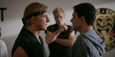 Cobra Kai: Season 3 is a blast of nostalgia mixed with self-aware cheesiness that furthers the growth of the original and new characters.