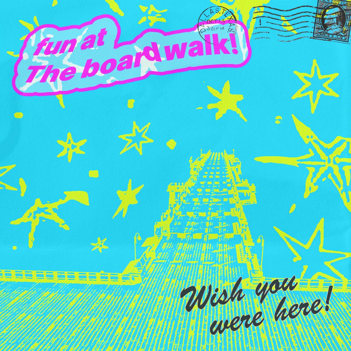 secat | fun at the boardwalk! | Self-Released