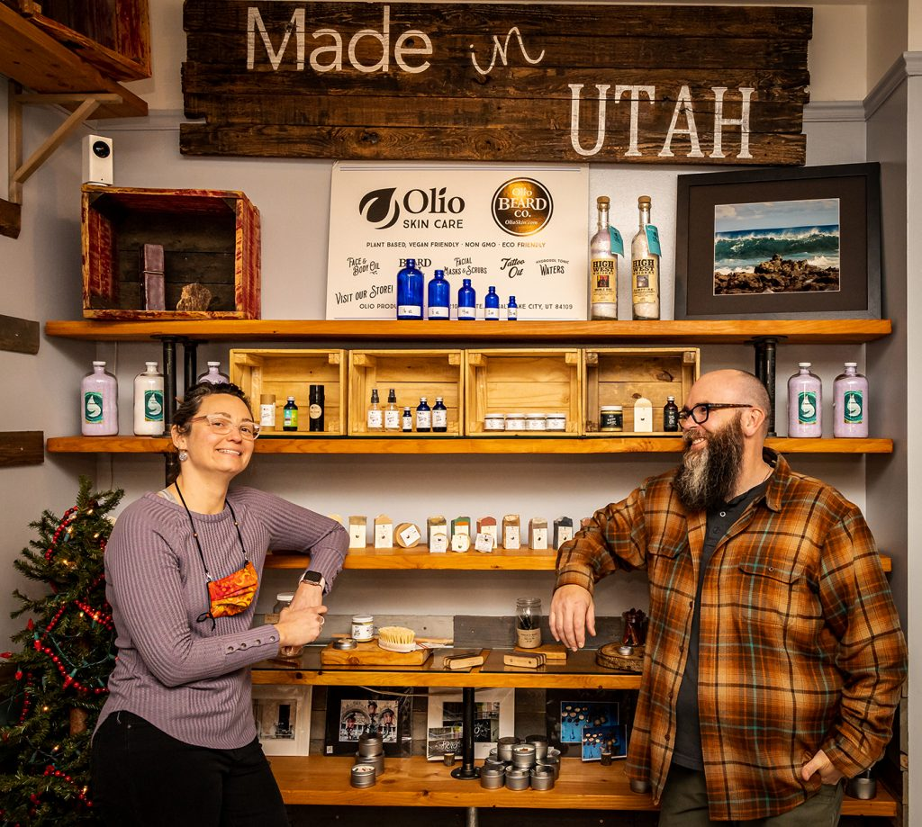 Olio Skin & Beard Co.: Building Mindfulness and Self-Care in Sugar House