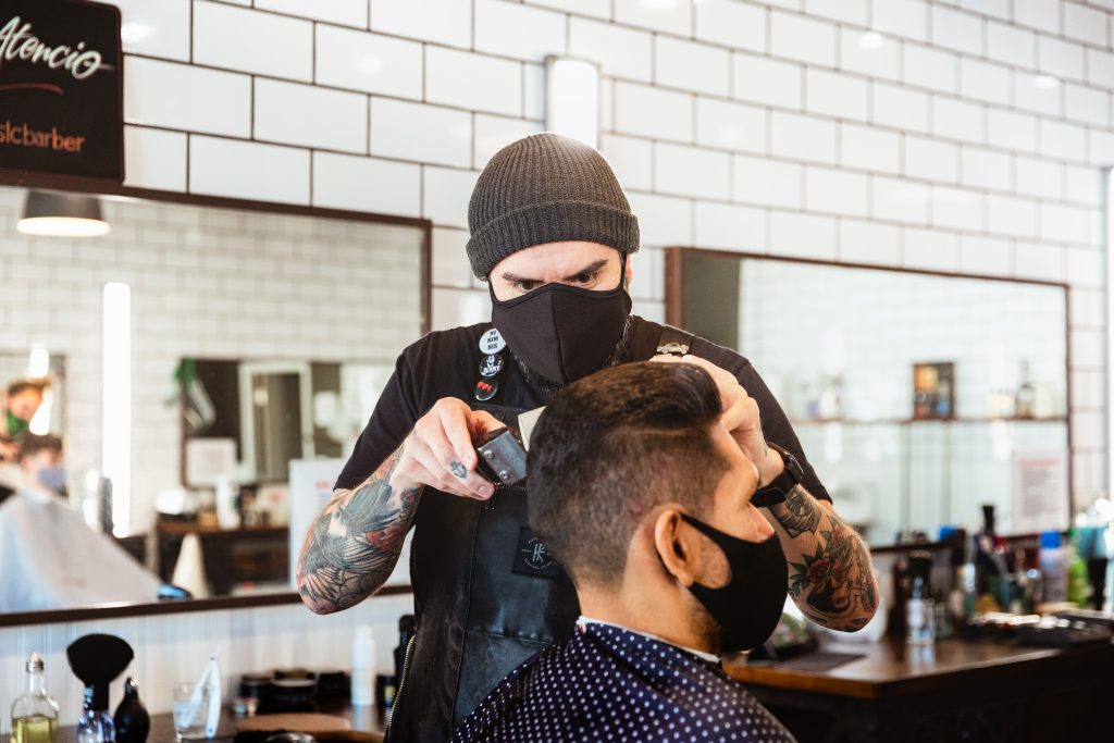 Salt Lake Barber Co. ensures that every detail of your visit is attended to.