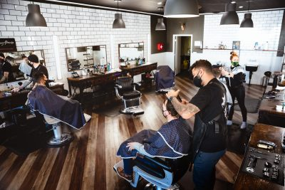 At SLBC, you can expect an exceptional service offering you any cut and style you want.