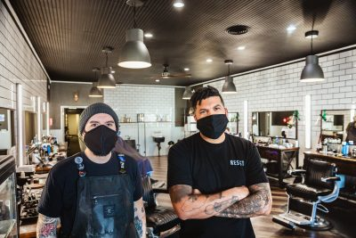 The Salt Lake Barber Company prides itself on being able to provide nearly any cut a customer wants, whenever they walk into the shop.