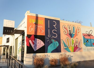IRIS Mural by Shley (1 of 3)