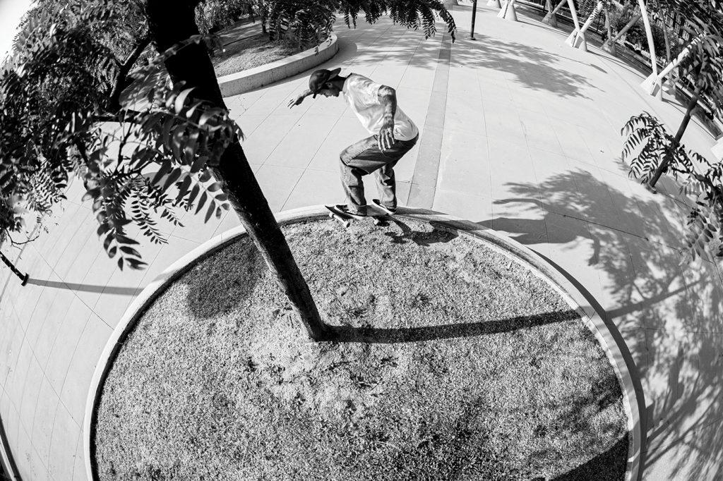 Skate Photo Feature: Shylio Sweat