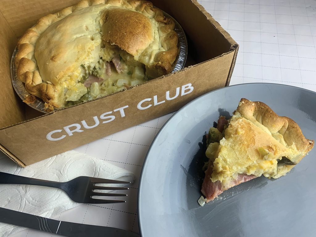 Creature Comforts and Cozy Nights with Crust Club