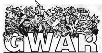 GWAR has a wild, graphic and rehearsed stage show. For those inclined to aggression or voyeurism, it was superb.