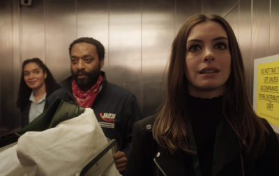 Locked Down is a unique take on the heist movie, but more than anything, it's a good relationship dramedy.