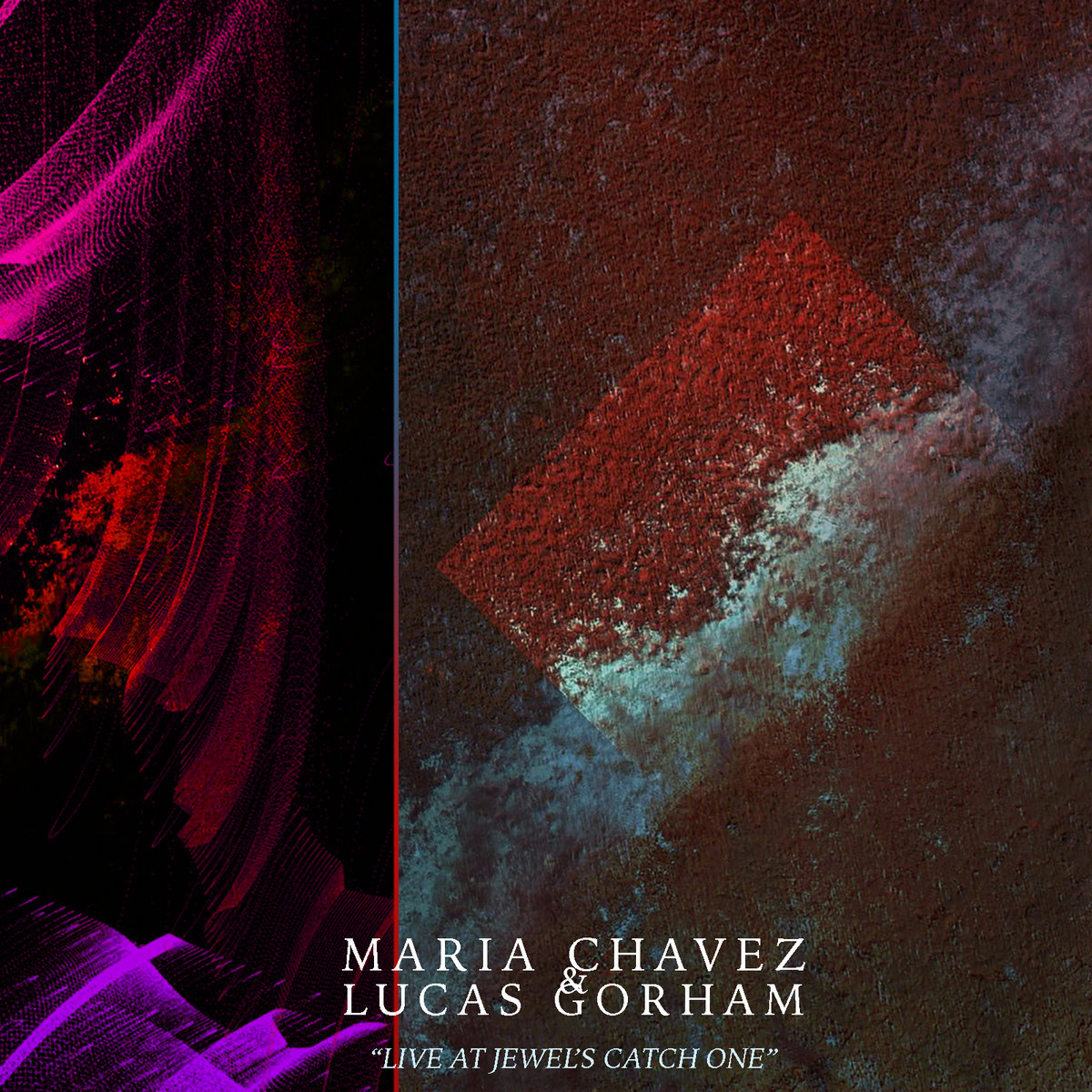 "Maria Chavez & Lucas Gorham | ""Live at Jewel's Catch One"" 
