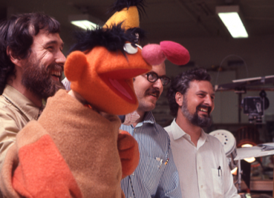 Street Gang: How We Made It Sesame Street is unforgettable, and it's more than a film—it's a living document of the work.