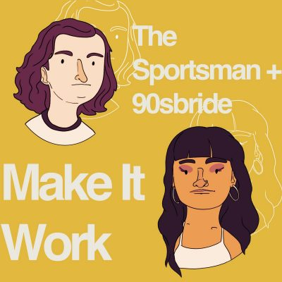 """On The Sportsman's collaborative track with Seattle's 90sbride, """"Make It Work,"""" a sugary indie-pop instrumental serves as our spoonful of sugar for 90sbride's all-too-familiar quandaries: the perils of adulthood, the never-ending quest for identity and self-worth, and the pressure of having to go it alone."""