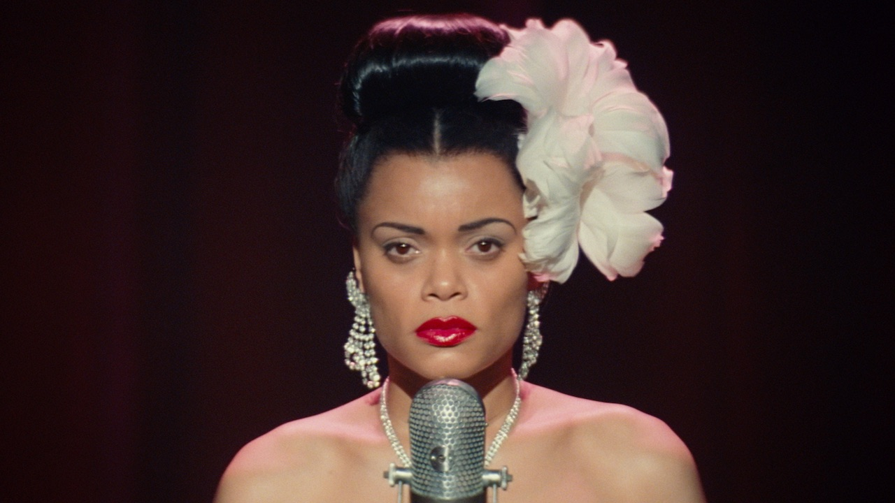 The United States vs. Billie Holiday is a pretty good film about magnificent talent, corruption and fear-mongering government operations.