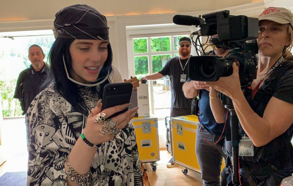 Film Review: Billie Eilish: The World's A Little Blurry
