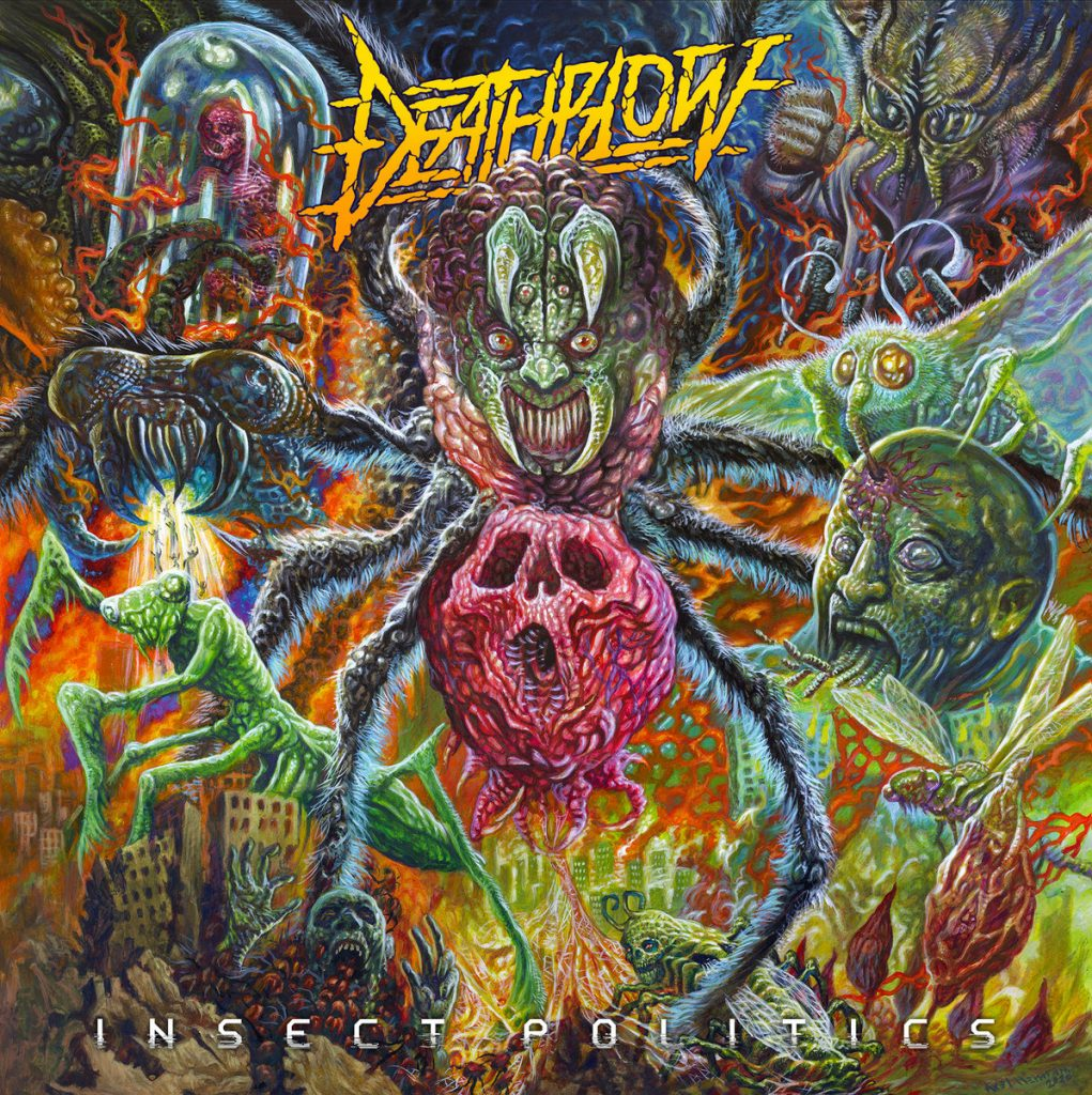 Local Review: Deathblow – Insect Politics