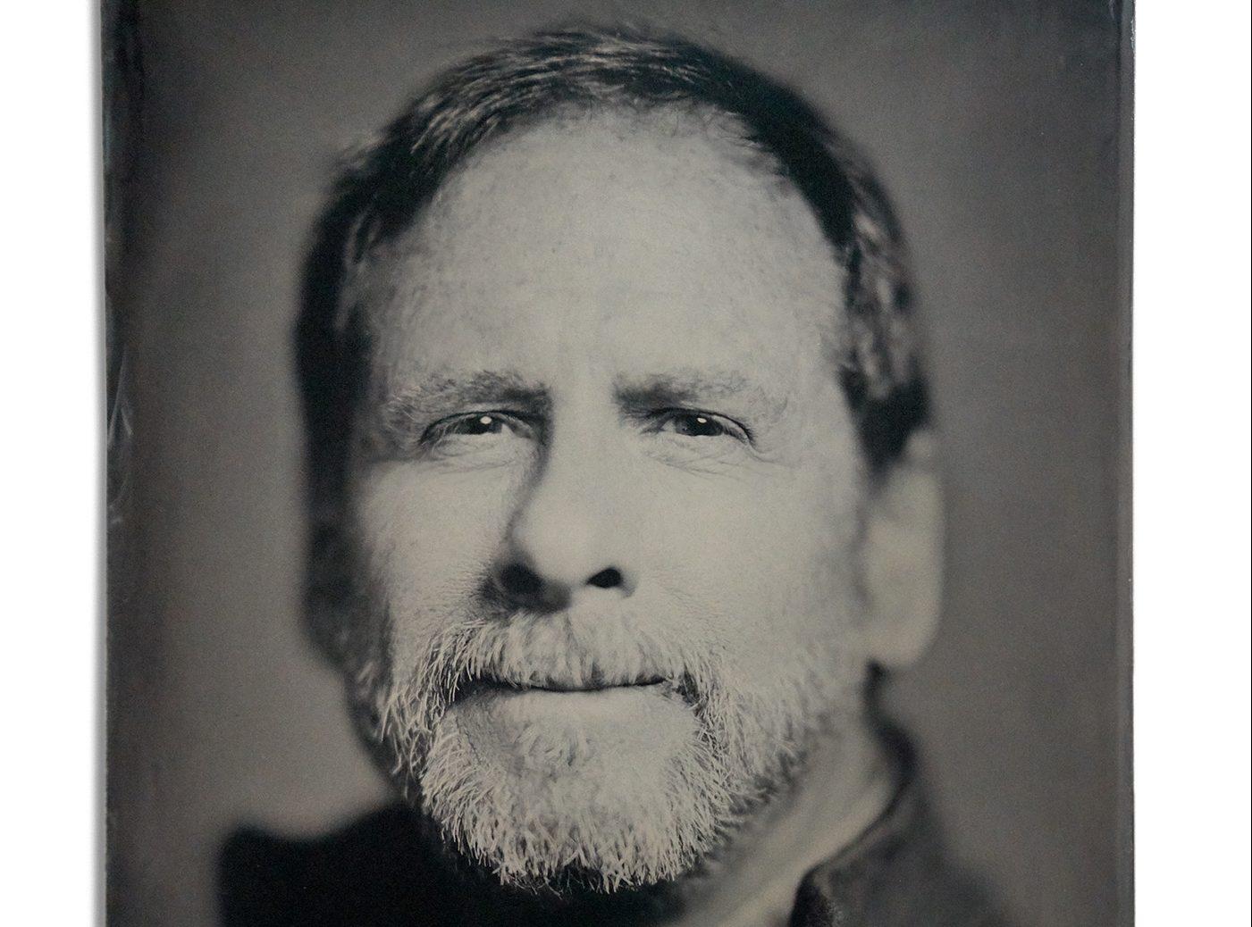 Ed Rosenberger, 2019, large format, wet-plate image. Photo: David Hyams, Luminaria.