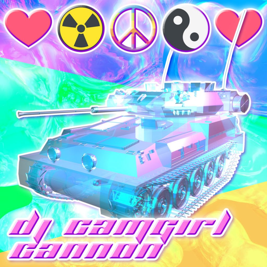 Review: DJ Camgirl – CANNON / Problems