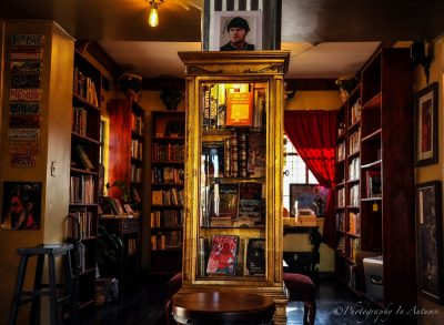 9th and 9th Book and Music Gallery holds a host of rare and collectible items.