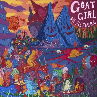 Goat Girl | On All Fours | Rough Trade Records
