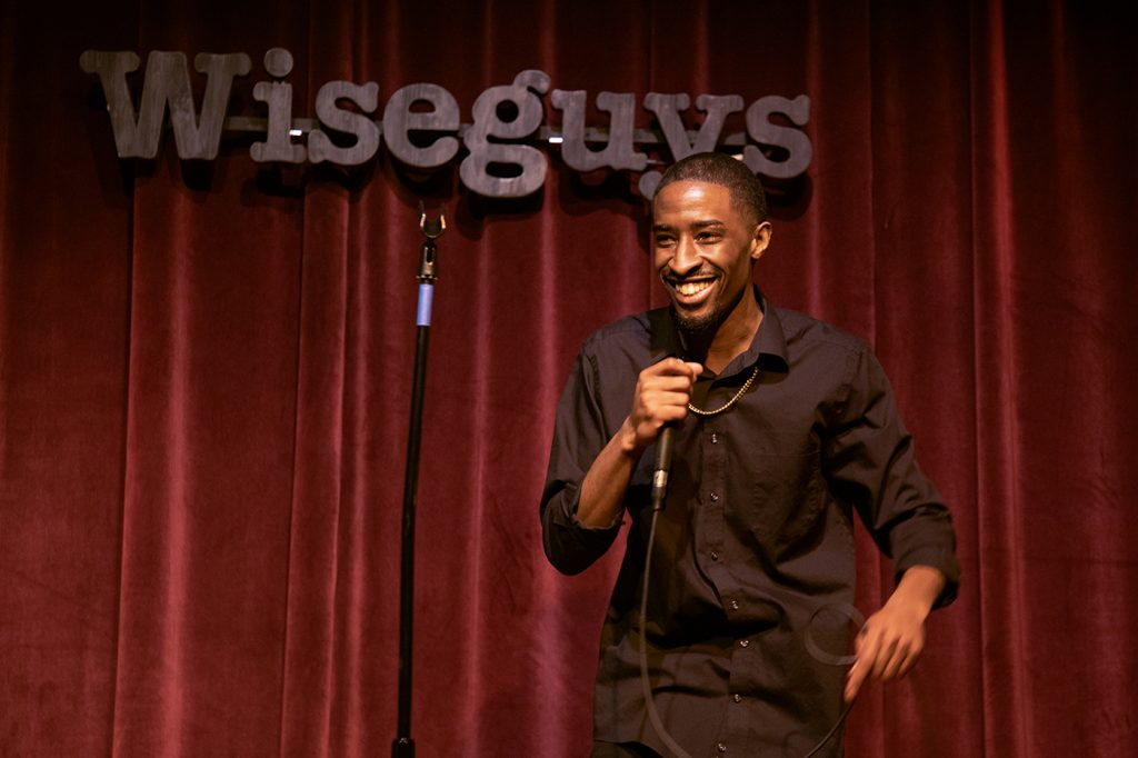 The Rise of Diversity: Utah Through the Eyes of a Stand Up Comic