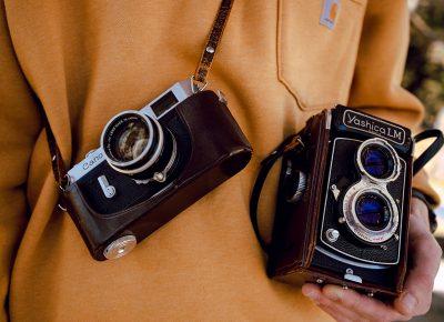 Cam Kerper's photography gear (3 of 3).
