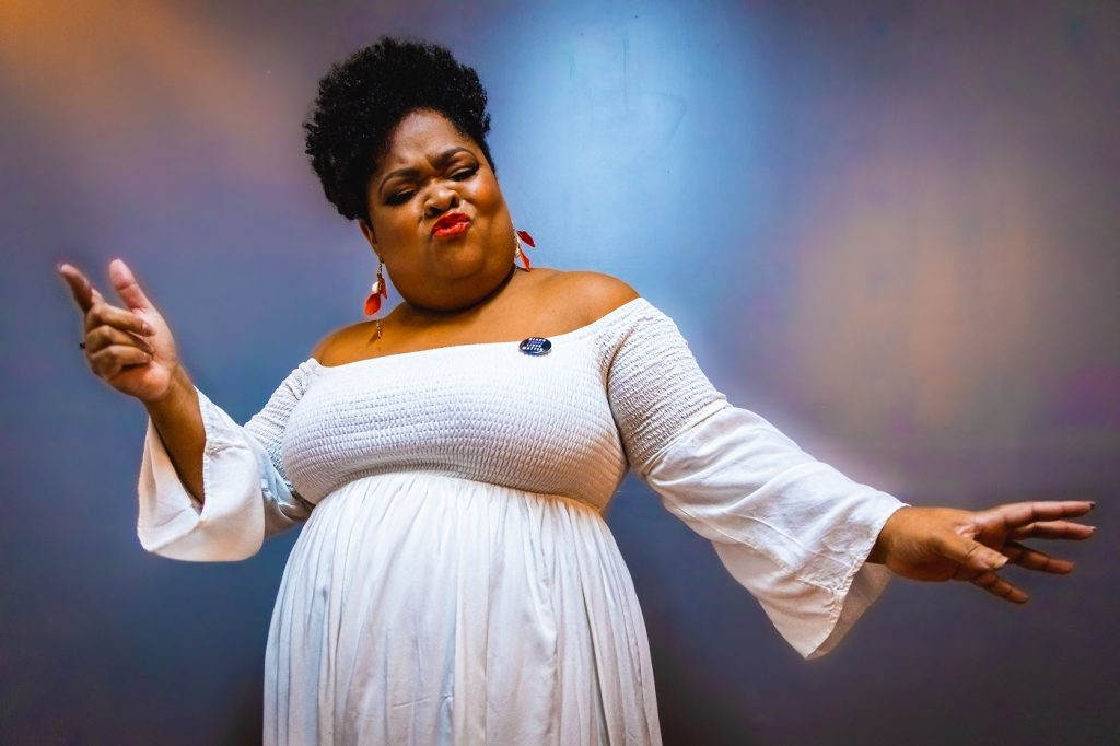 Singing Night and Day: Michaëlle Martial of the Caribbean Nightingale