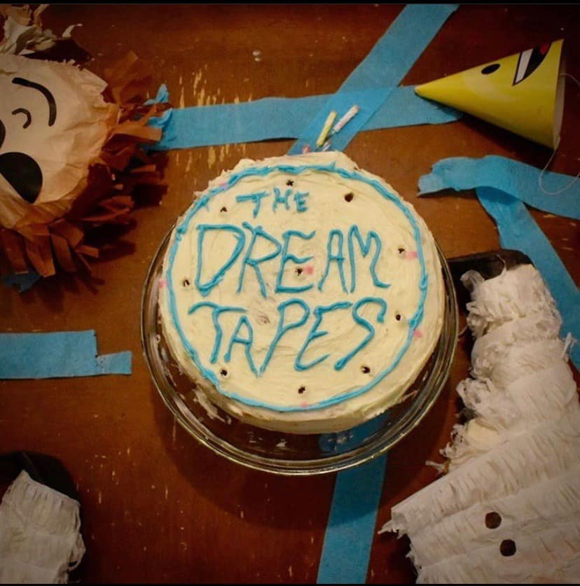 Local Review: The Dream Tapes – The Dream Tapes
