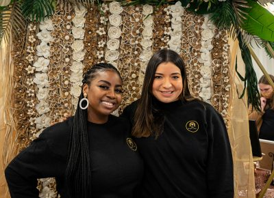 Kris and Alicea, the Founders of Strength in Shades and Owners of Kris Heals and Defined Skin.