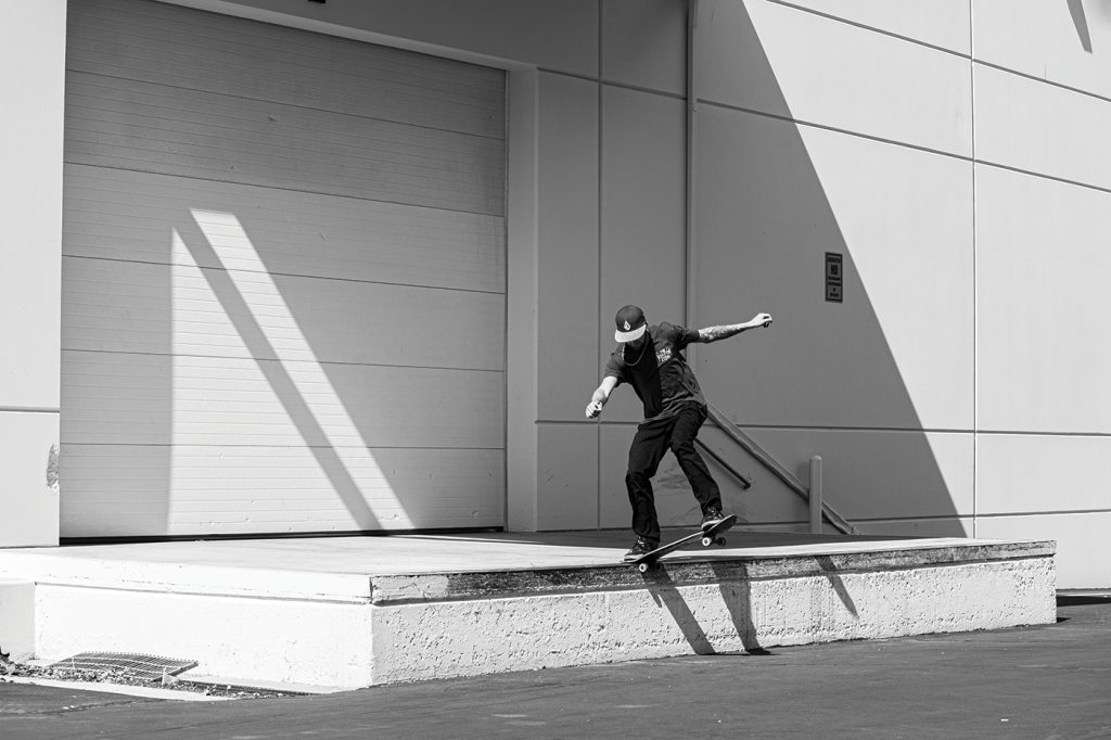 Skate Photo Feature: Shay Despain
