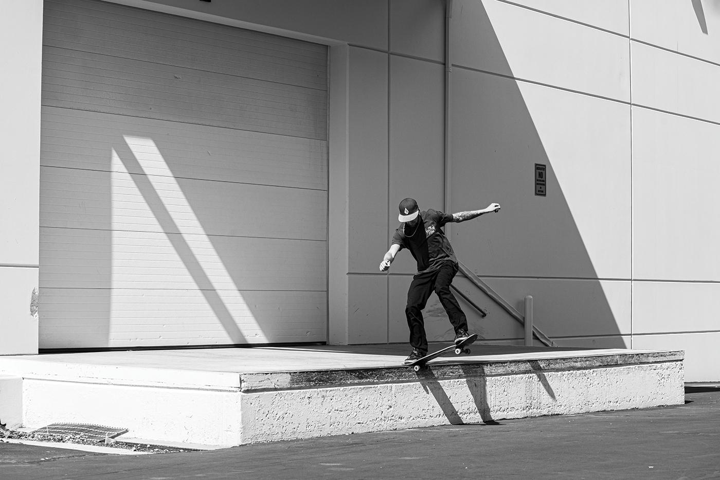 Shay Despain – Noseslide – SLC, Utah.