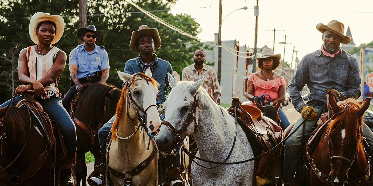 Concrete Cowboy is a relatively predictable feel-good film, but it's one that comes from the heart and from the soul.