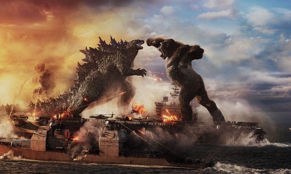 Film Review: Godzilla vs. Kong