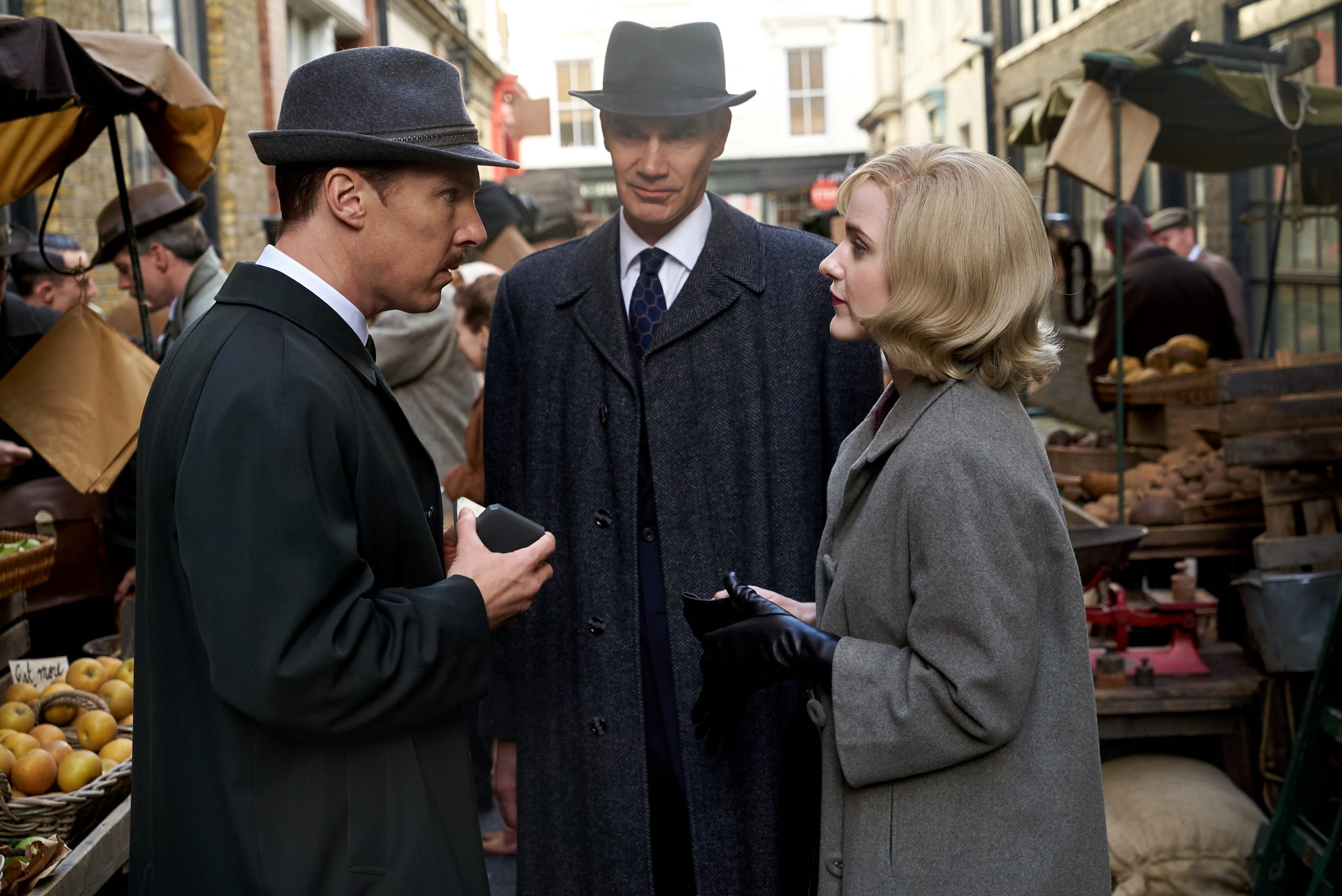 Cumberbatch is reliably excellent in the lead role, proving once again that he's one of the best of the best. But I must admit that Brosnahan stole the movie for me, and I love seeing her get the chance to mix things up.